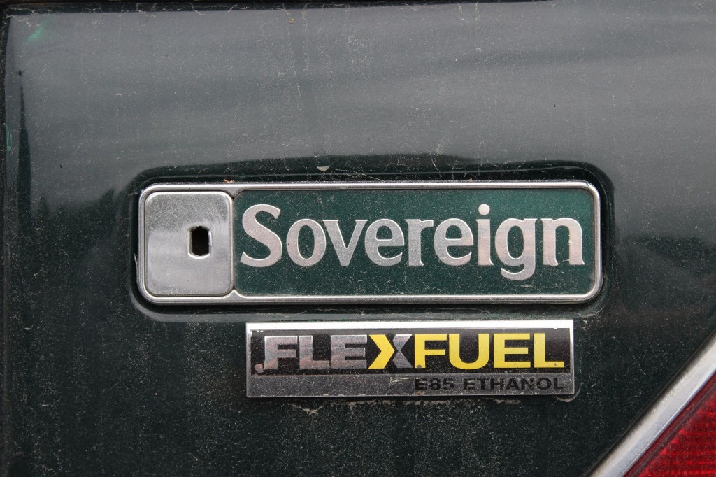 Jaguar XJ6 Sovereign flexifuel