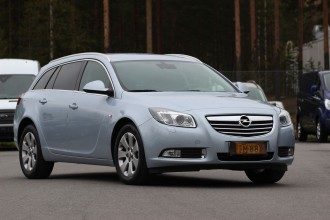 Opel Insignia 1.4 Turbo