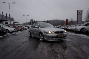 Jaguar X-type AWD 2.5 V6