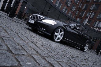 Mercedes-Benz S500 4matic 2007