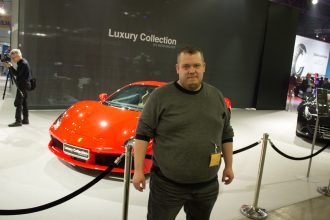 Helsingin automessut 2016, Luxury collection by Auto outlet ja autobloggari